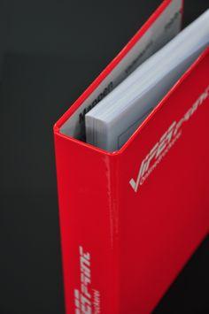 http://www.viperprint.pl/eprint8/nr/SE01/   Segregator z indywidualnym nadrukiem dobrze będzie się prezentował na firmowej półce.