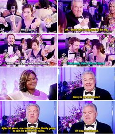 """When Donna made it so that everyone would finally call Jerry/Garry/Terry/Larry by his real name. 