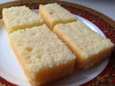 Azie Kitchen: Terima Kasih Atas Ucapan Takziah dan Kek Butter Yang Lembab dan Sedap