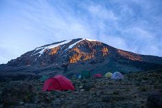 Views waking up to & worth the effort... Sunrise on Mt.Kilimanjaro . . . . #traveldeeper #mytinyatlas #gooutside #wandering #whereisjimnow #africa #tanzania #kilimanjaro #conqueroroftheuseless #getoutthere #camping #passportready #wanderlust #adventure #livethelifeyoulove #lovethelifeyoulive #neverstopexploring #outdoors #liveauthentic #makeitnice #chasinglight #fromwhereistand #chooseyourownadventure #fuzereps #travelphotography #photography #trekking #traveller #travelgram