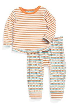Stem Baby Reversible Organic Cotton T-Shirt & Pants