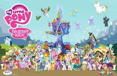 Mlp season 5 poster. What do you guys think? I love it!