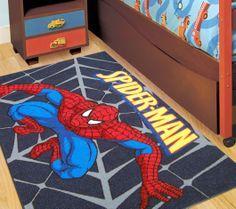 http://www.wayfair.com.au/EasyBuy-Spiderman-Black-Kids-Rug-TCL-211261-PHRE1300.html