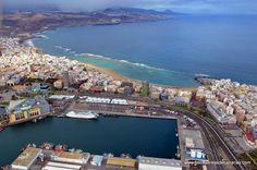 las palmas de gran canarias fotos aereas - Buscar con Google