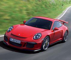2014 Porsche 911 GT3 $130,000