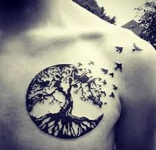 oak tree tattoo celtic - Google Search