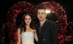 They've got heart: Colin Farrell and Jessica Brown Findlay attend world premiere of romantic movie A New York Winter's Tale