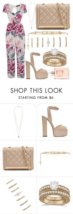 """""""277."""" by plaraa on Polyvore featuring Dorothy Perkins, Topshop, Giuseppe Zanotti, ALDO, Givenchy, Forever 21, Allurez and Chanel"""