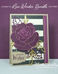 Inch of Creativity: Rose Wonder Bundle
