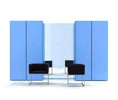 Studio Cappellini Quattro Cabinets - Quattro is a series of cabinets for both the living and the sleeping areas, which includes cabinets, bookshelves and wardrobes. Made Of Wood, Clothes Hanger, Bookshelves, Drawers, Colours, Studio, Wall, Cabinets, House