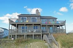 Townhome vacation rental in Nags Head from VRBO.com! #vacation #rental #travel #vrbo
