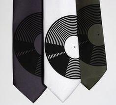 vinyl ties