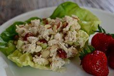 Healthy Low Carb Chicken Salad