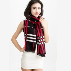 http://www.buyhathats.com/fashion-red-and-black-plaid-scarf-winter-womens-shawl.html