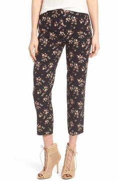 Leith Print Crop Pants