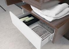 Mobiliário para casa de banho made by Norbanho - Linha Milus #italbox #waterprotect #norbanho