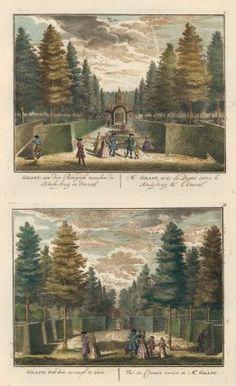 Gillot, aen den Ringdÿk tusschen de Schulp-brug en Omval = Mv. Gillot prés La Dique entre le Schulp-brug & L'Omval. ; Gillot, aen den zeswegh te zien. Daniel Stopendaal.