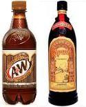 Kahlua and root beer, it really does taste like an alcoholic Tootsie Pop. Like the Slutty Pumpkin made on HIMYM! :)