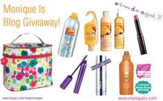 Summer Faves & Fall Preview Avon Giveaway from Moniqueis.com! Plus, 9 ways to enter, check it out!