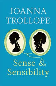 Sense & Sensibility by Joanna Trollope (F TRO)  A modern retelling of the Jane Austen classic follows the Dashwood sisters as they, after the death of their father, must come to terms with the cruelties of life without the status of their country house, the protection of the family name or the comfort of an inheritance.  RETELLING
