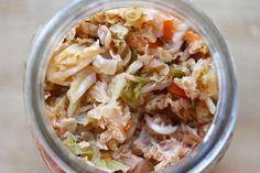 Easy Kimchi Recipe | Simple Fermentation