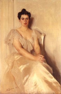 Anders Zorn - Mrs Frances Cleveland - Anders Zorn - Wikipedia, the free encyclopedia
