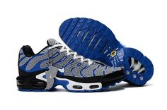Men Sports Shoes With Mesh, Shock Absorption, Blue, Red, Grey, Black Nike Air Max Tn, Nike Air Max Plus, New Nike Air, Nike Sportswear, Nike Lebron, Basketball Shoes, Sports Shoes, Baskets, Shoes Sneakers