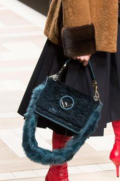 A bag from Fendi Fall 2017. Photo: Imaxtree.