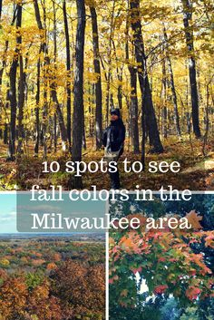 10 spots to see fall