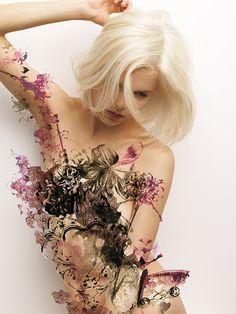 http://professional.estetica.it Hair: Angelo Seminara for Davines