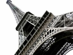 Images For > Eiffel Tower Photography Black And White