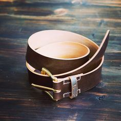 handmade genuine leather belt #handmade #handcraft #leatherbelt #leathercraft #leathergoods