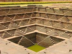 Temple Architecture Near Hampi - India