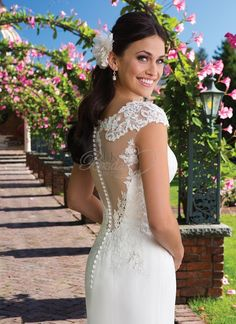 Sincerity Bridal Style 3916