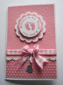 -: Baby Shower Card