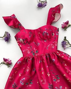 Pretty Outfits, Pretty Dresses, Beautiful Dresses, Cute Outfits, Elegant Dresses, Casual Dresses, Summer Dresses, Outfit Summer, 80s Fashion