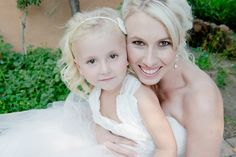 Pieter & Leandri   The Moon and Sixpence Wedding » Louise Vorster Photography- Bride and flower(feather) girl Girls Dresses, Flower Girl Dresses, Feather, Wedding Day, Moon, Bride, Wedding Dresses, Flowers, Photography