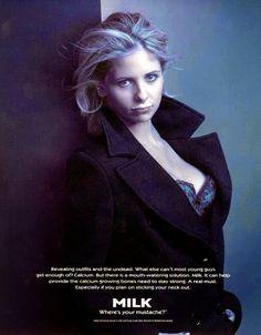 Sarah Michelle Gellar, Dc One Million, Got Milk Ads, Lana Lang, Cruel Intentions, Superman Comic, Batman, Joss Whedon, Buffy The Vampire Slayer