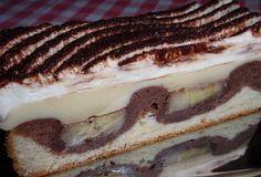 Banánové řezy s vanilkovým krémem - recept. Přečtěte si, jak jídlo správně připravit a jaké si nachystat suroviny. Vše najdete na webu Recepty.cz. Cute Summer Nails, Pavlova, Tiramisu, Ethnic Recipes, Food, Hampers, Essen, Meals, Tiramisu Cake