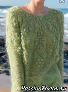 Lace Knitting, Knitting Patterns, Crochet Baby, Knit Crochet, Mohair Sweater, Baby Sweaters, Baby Patterns, Clothing Patterns, Knit Dress