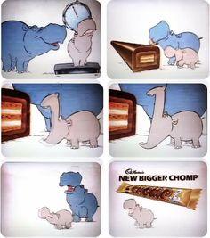Chomp/ ou grootbek/ tv/ advertensie/ advert/ remember this/ childhood/ memories/