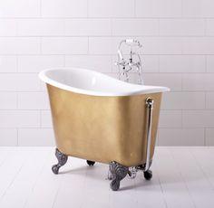 Tubby - 4' long free standing bath