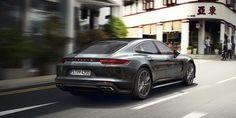 Nouvelle Porsche Panamera: le temps de l'élégance - Asphalte.ch