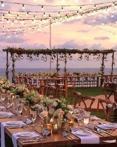 Wedding inspiration for couples planning the perfect Bali Wedding Tips for perfect wedding decor / Bali Wedding Colour Design / Wedding Ceremony Ideas, Bali Wedding, Wedding Tips, Garden Wedding, Wedding Table, Wedding Venues, Wedding Planning, Dream Wedding, Wedding Day