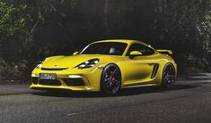 Porsche 718 Cayman & Boxster: Tuned By TechArt