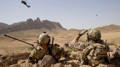 Navy SEALs on Deployment in Afghanistan
