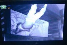 Terrified Babysitter Catches Baby Sleeping On Her Head - https://viralfeels.com/terrified-babysitter-catches-baby-sleeping-on-her-head/
