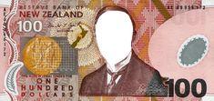 New Zealand Dollar 100 Money | Festisite