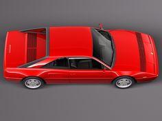 Ferrari Mondial 8 1980