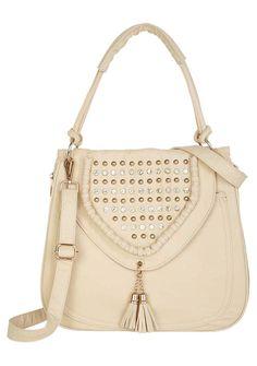 Kelsey Studded Handbag at Alloy $24.99